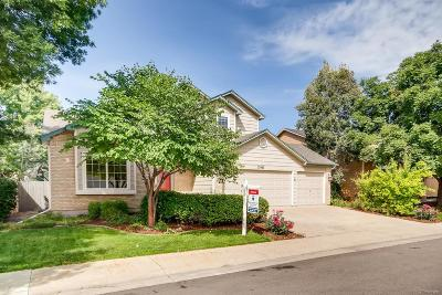 Broomfield Single Family Home Active: 13457 Glen Circle