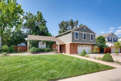 Littleton Single Family Home Sold: 6532 South Yarrow Way