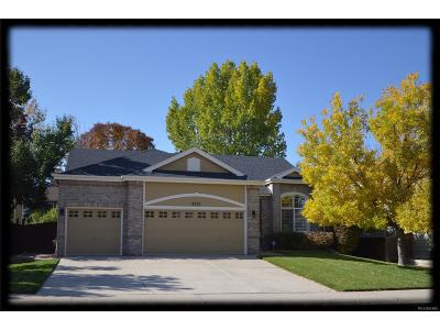 Highlands Ranch Single Family Home Under Contract: 9575 South Hackberry Street