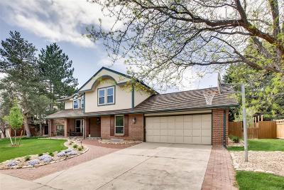 Single Family Home Under Contract: 10756 East Crestline Place
