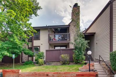 Arvada Condo/Townhouse Active: 7880 West 87th Drive #B