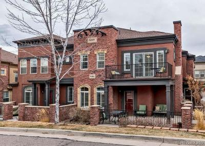 Highlands Ranch Condo/Townhouse Under Contract: 9486 Cedarhurst Lane #C