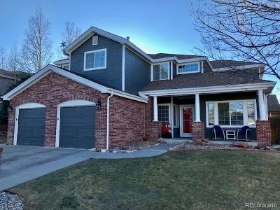 Arvada Single Family Home Under Contract: 6647 Nile Court