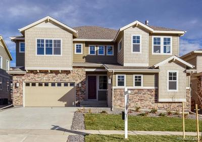 Arvada Single Family Home Active: 8822 Flattop Street