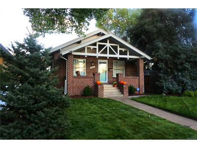 Single Family Home Under Contract: 1780 South Logan Street