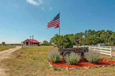 Single Family Home Active: 16640 Highway 144