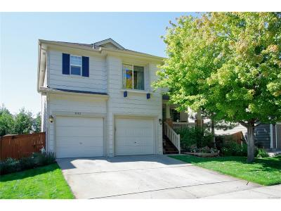 Highlands Ranch Single Family Home Under Contract: 9742 Burberry Way