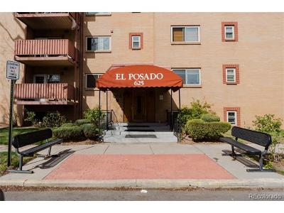Alamo Placita, Capital Hill, Capitol Hill, Governor's Park, Governors Park Condo/Townhouse Active: 625 Pennsylvania Street #104