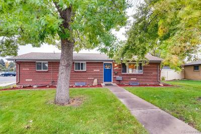 Centennial Single Family Home Active: 6130 South Pennsylvania Street