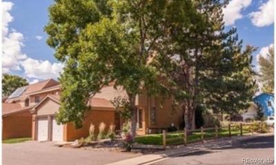 Lafayette Condo/Townhouse Under Contract: 1800 Centaur Circle