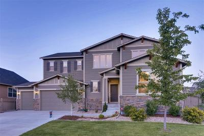 Castle Rock Single Family Home Under Contract: 4342 Manorbrier Court