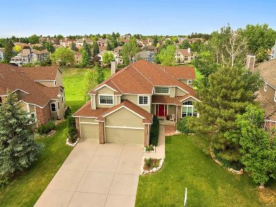 Highlands Ranch Single Family Home Under Contract: 10003 Cottoncreek Drive