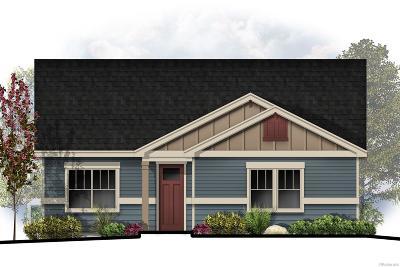 Longmont CO Single Family Home Active: $452,892