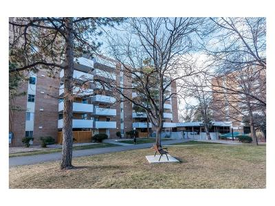 Denver Condo/Townhouse Active: 2880 South Locust Street #S407