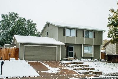 Broomfield Single Family Home Under Contract: 3361 Queen Court