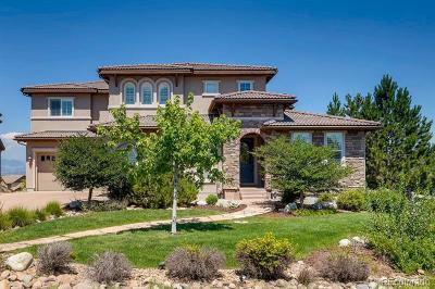 Highlands Ranch Single Family Home Active: 10491 Sunshower Place