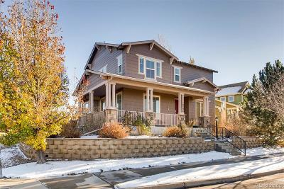 Commerce City Single Family Home Active: 10596 Unity Parkway