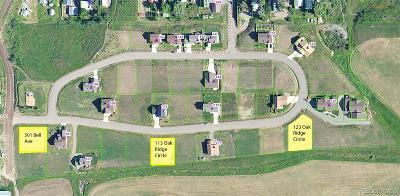 Residential Lots & Land Active: 113 Oak Ridge Circle