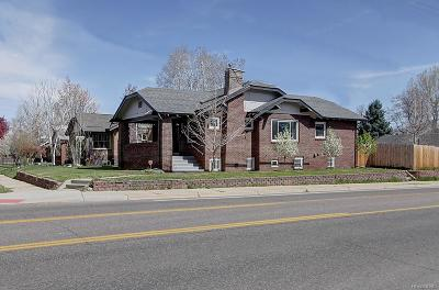 Denver Single Family Home Active: 3194 West 36th Avenue