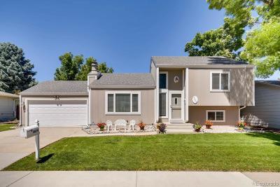 Centennial Single Family Home Active: 4879 East Peakview Avenue