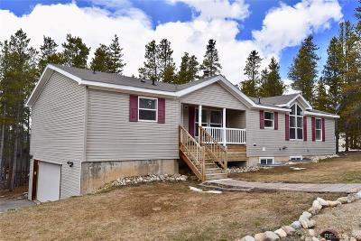 Leadville Single Family Home Under Contract: 39 Imogene Circle