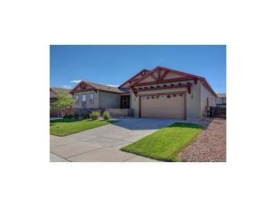 Parker Single Family Home Active: 14754 Melco Avenue