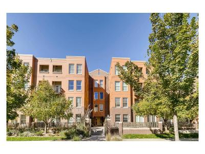 Uptown Condo/Townhouse Active: 1631 North Emerson Street #115