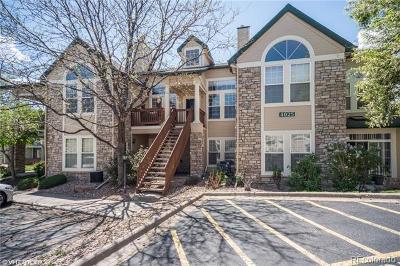 Aurora Condo/Townhouse Under Contract: 4025 South Dillon Way #202