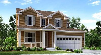 Thornton Single Family Home Under Contract: 16083 Columbine Street