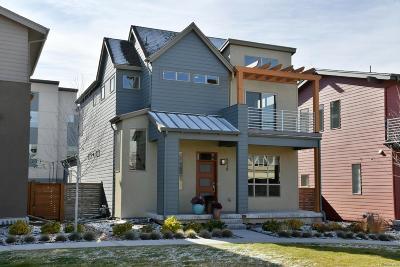 Denver Single Family Home Active: 5010 Akron Street