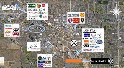 Broomfield Residential Lots & Land Active: 11000 Broomfield Lane