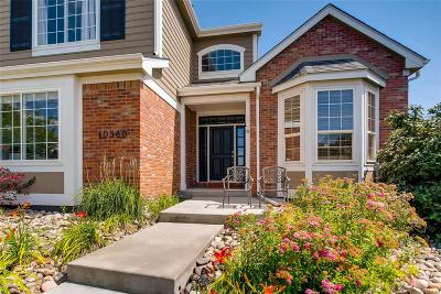 Highlands Ranch Single Family Home Under Contract: 10360 Brookhollow Circle