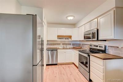 Denver Condo/Townhouse Active: 6800 East Tennessee Avenue #233