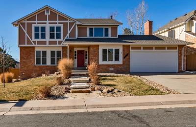 Centennial Single Family Home Active: 5595 South Olathe Lane