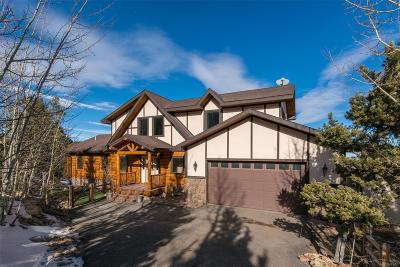Golden Single Family Home Active: 11766 Coal Creek Heights Drive