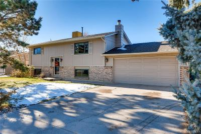 Lone Tree Single Family Home Active: 222 Helena Circle