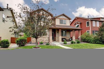 Commerce City Single Family Home Active: 11032 Newark Street