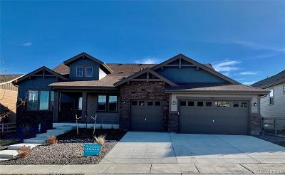 Littleton Single Family Home Active: 7984 Gore Creek Lane
