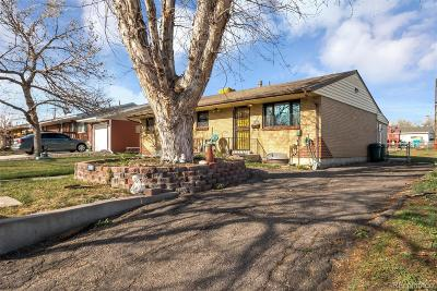 Denver Single Family Home Active: 7590 Greenwood Boulevard