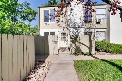 Lakewood Condo/Townhouse Under Contract: 7373 West Florida Avenue #4D