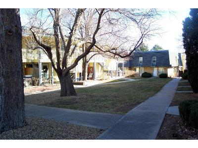 Lakewood Condo/Townhouse Under Contract: 1496 South Pierson Street #109