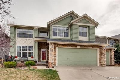 Highlands Ranch Single Family Home Active: 9162 Sugarstone Circle