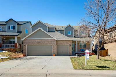 Littleton Single Family Home Active: 10667 Jaguar Point