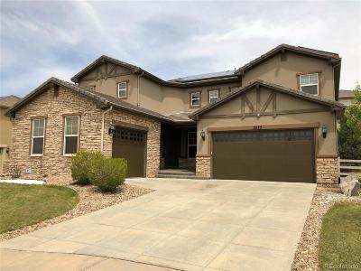 Broomfield Single Family Home Active: 3073 Hourglass Place