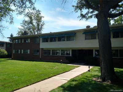 Denver Condo/Townhouse Active: 2203 South Holly Street #1