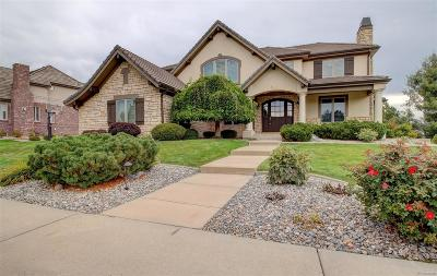 Highlands Ranch Single Family Home Active: 1131 Michener Way
