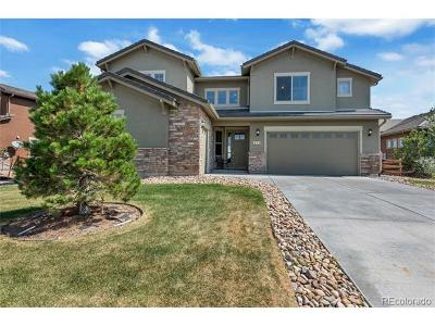 Castle Rock Single Family Home Active: 473 Andromeda Lane