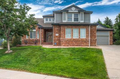 Highlands Ranch Single Family Home Active: 10268 Knoll Court