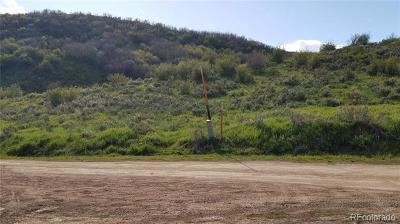Oak Creek CO Residential Lots & Land Active: $157,000