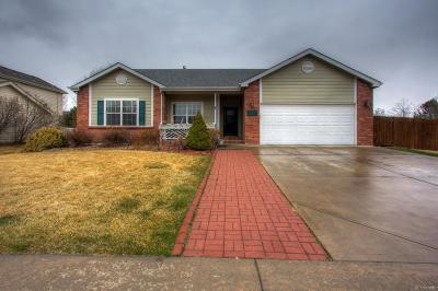 Windsor Single Family Home Under Contract: 1400 Waterwood Drive